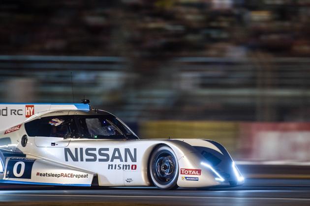 『NISSAN ZEOD RC』/『第82回 ル・マン24時間レース』