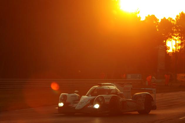 トヨタ 参戦車両:TS040 HYBRID/第82回 ル・マン24時間レース(2014)