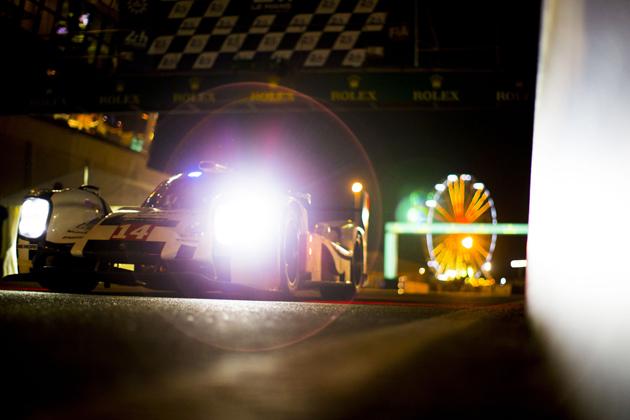 ポルシェ LMP1/第82回 ル・マン24時間レース(2014)
