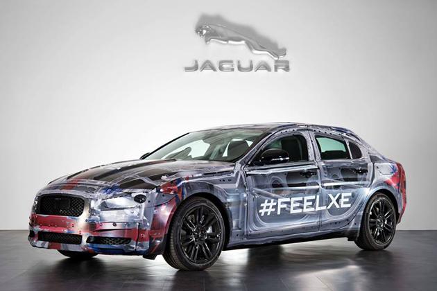 ジャガー 新型XE