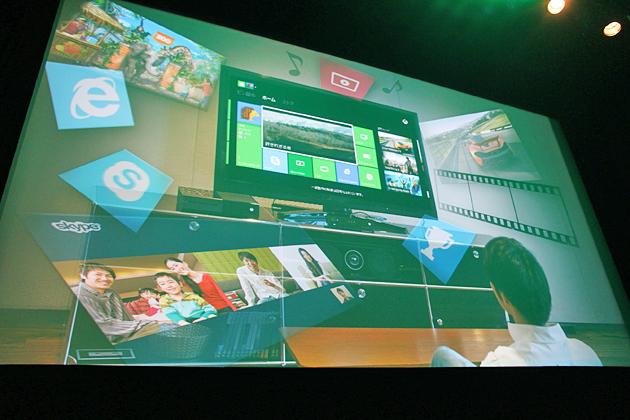 「Xbox One」記者説明会