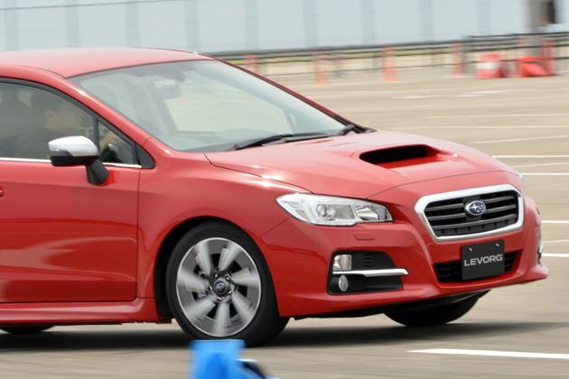 スバル レヴォーグ 全国試乗イベント「LEVORG DRIVING EXPERIENCE」レポート/マリオ高野
