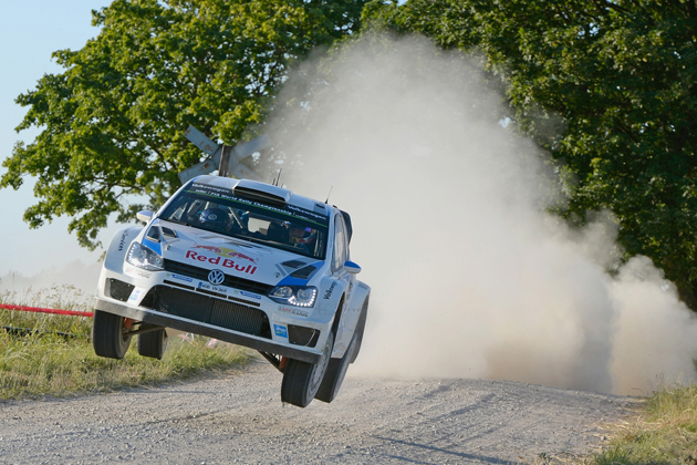 ポロ R WRC/FIA 世界ラリー選手権(WRC)第7戦 ポーランド