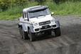 メルセデス・ベンツ Gクラス「G63 AMG 6x6」[6輪駆動] 試乗レポート/今井優杏 21