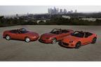 ※写真は、マツダ「ロードスター」 誕生25周年を記念した特別仕様車『Mazda MX-5 Miata 25th Anniversary Edition』/(ニューヨーク国際自動車ショー)
