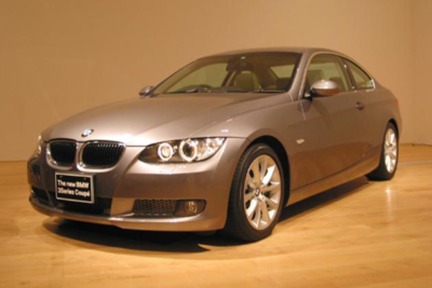 BMW 3シリーズクーペ 新車発表会速報