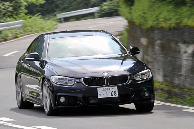 これぞまさに「ザ・BMW」の走り ~「435i グラン クーペ M Sport」~