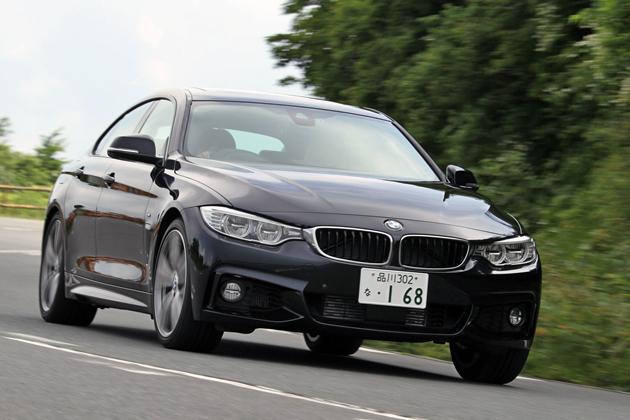 BMW 4シリーズ グラン クーペ「435i グラン クーペ M Sport」[ボディカラー:カーボン・ブラック(M Sport専用色)]