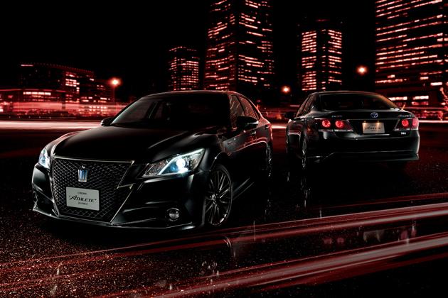 """特別仕様車 Hybrid アスリートS """"Black Style"""""""