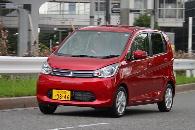 三菱 eKワゴン・eKカスタム 2014年改良モデル 試乗レポート/松下宏