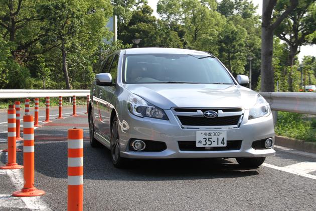 【燃費】スバル レガシィ ツーリングワゴン 2.5i EyeSight 燃費レポート(レヴォーグ1.6GTと燃費比較)/永田恵一