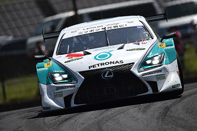 #36 PETRONAS TOM'S RC F/スーパーGT SUGO