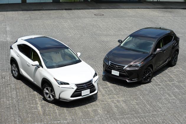 【解説】レクサス NX300h[ハイブリッド]/NX200t[ターボ] 新型車解説/渡辺陽一郎