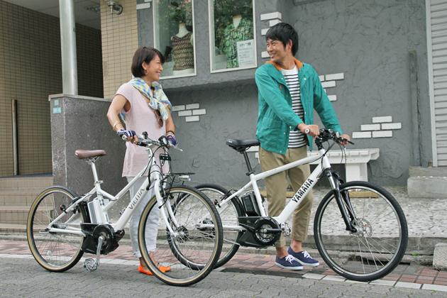 YAMAHA電動アシスト自転車「PAS VIENTA5」「PAS Brace XL」試乗レポート/今井優杏