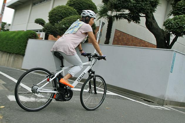 ヤマハ 自転車 子供乗せ