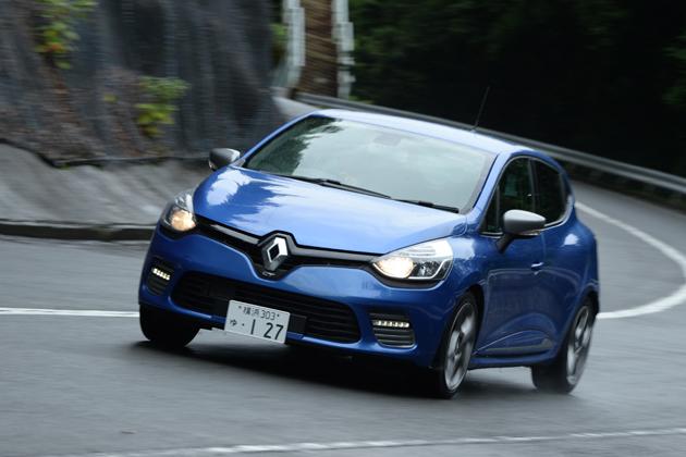 ルノー 新型 ルーテシア GT)[ボディカラー:ブルー マルトM] 試乗レポート/森口将之 4