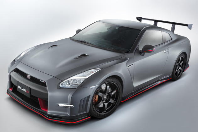 NISSAN GT-R NISMO(R35)専用オプションパッケージ NISMO N Attack Package