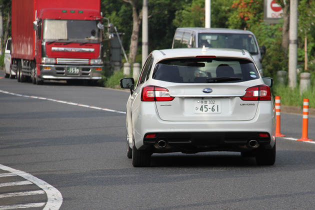 【燃費】スバル レヴォーグ 2.0GT EyeSight 燃費レポート/永田恵一