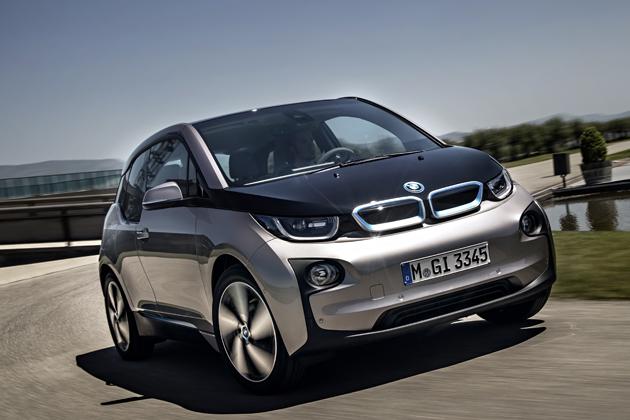 BMW i3(アイ・スリー)