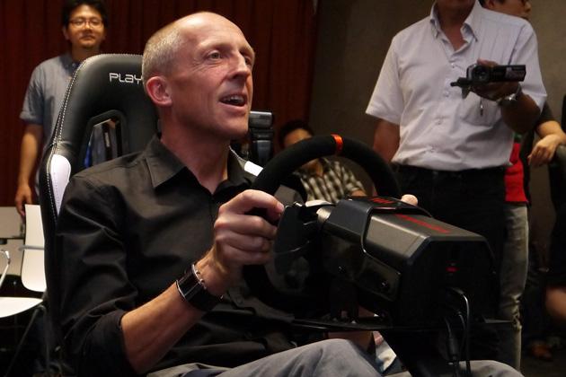 マクラーレン・オートモーティブ チーフ・テストドライバーのクリス・グッドウィン氏/Xbox One専用ソフト「Forza Motorsport 5」説明会