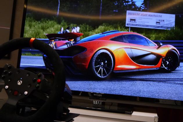 Xbox one用ソフト「Forza Motorsport 5」