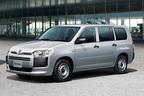 トヨタ、「プロボックス」と「サクシード」をマイナーチェンジし発売