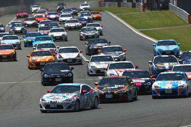 GAZOO Racing 86/BRZ Race イメージ