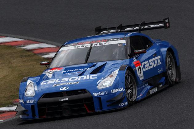 #12 カルソニックIMPUL GT-R/2014 スーパーGT