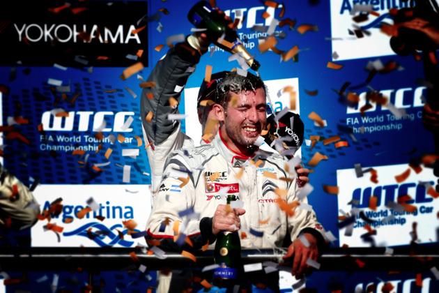 世界ツーリングカー選手権(WTCC)アルゼンチン