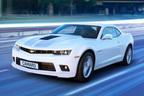 シボレー「カマロ」の特別仕様車を発表