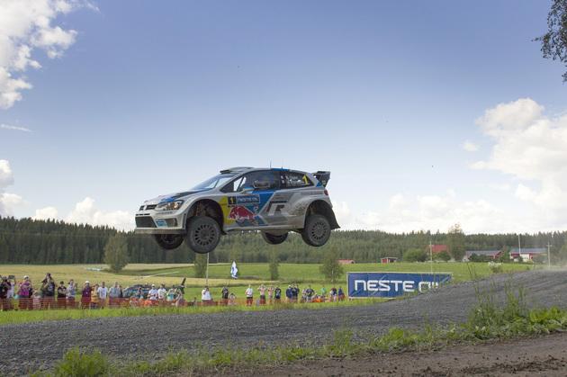 フォルクスワーゲン/世界ラリー選手権(WRC) 第8戦フィンランド