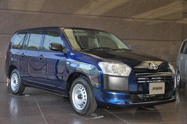 トヨタ 新型 プロボックス・サクシード 発表会速報[2014/08/06・トヨタ自動車東京本社]
