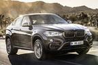 BMW、「X6」をフルモデルチェンジ