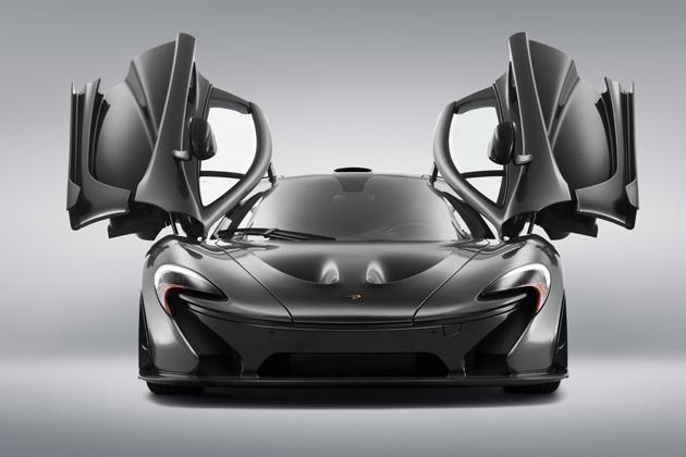 マクラーレン McLaren P1 ビスポーク仕様