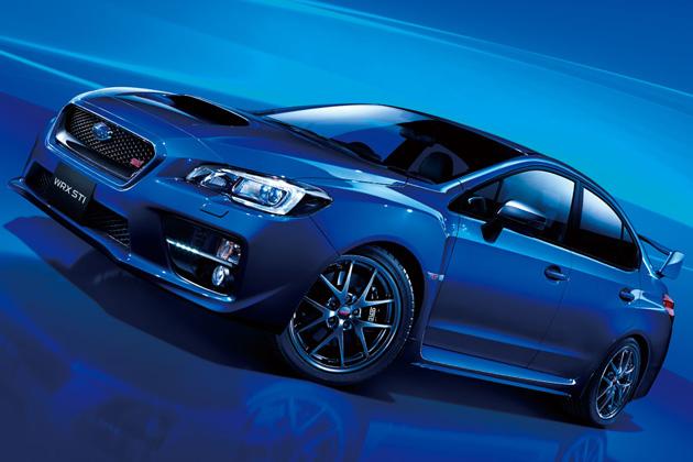 スバル WRX STI/エクステリア・フロント