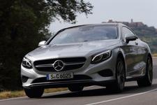 メルセデス・ベンツ 新型S63 AMG Coupe 試乗レポート/桂伸一