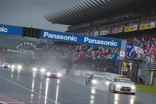 決勝レース/スーパーGT 2014 500クラス 第5戦FUJI