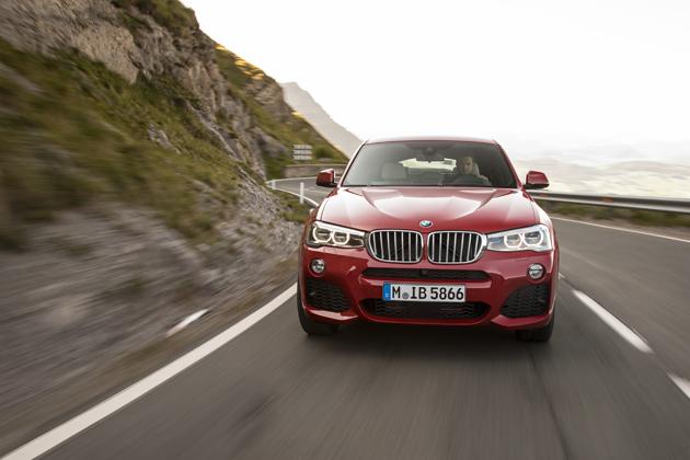BMW X4 海外試乗レポート/河口まなぶ