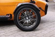 スーパー7 タイヤ&ホイール