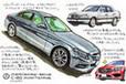 メルセデス・ベンツ 新型 Cクラス[W205] イラスト試乗レポート/遠藤イヅル