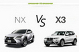 【比較】レクサス NX vs BMW X3 どっちが買い!?ライバル車 徹底比較