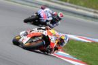 MotoGP 第11戦、マルケス11連勝ならず!ペドロサが今季初勝利!