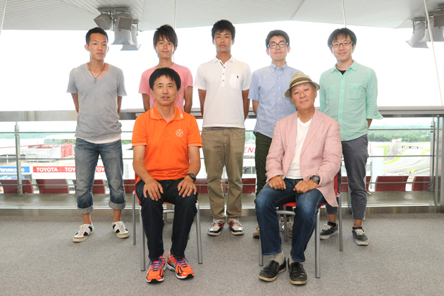 トヨタ 86 開発者「多田 哲哉」氏×「学生カーソムリエ」対談