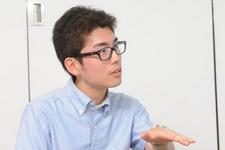学生カーソムリエ 蔵人さん/東海大学
