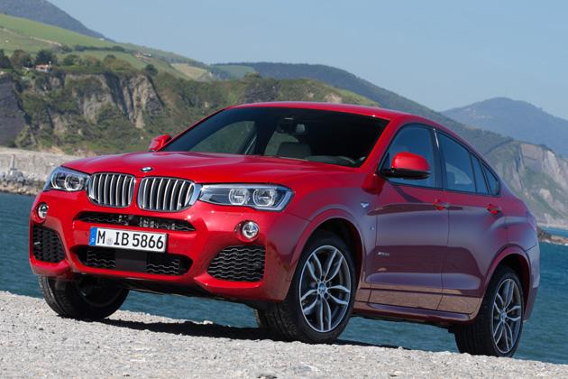 BMW 新型 X4/エクステリア