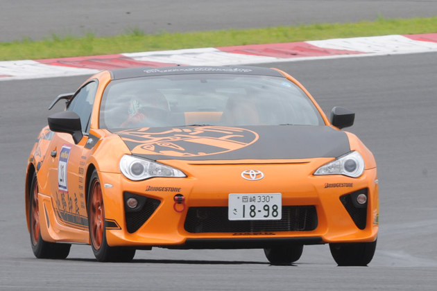 「86/BRZ Fuji Green Cup」レース参戦レポート/今井優杏
