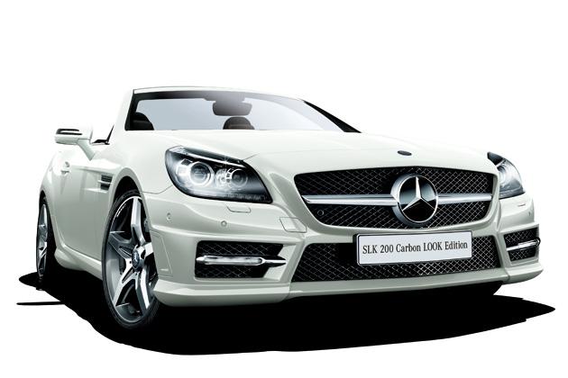 メルセデス・ベンツ SLK 200 Carbon LOOK Edition