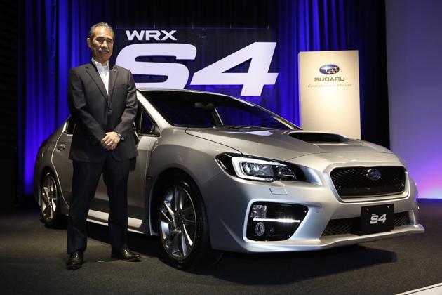 【発表会】スバル 新型WRX STI・S4 新型車速報