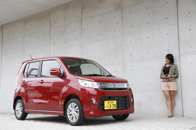 スズキ 新型 ワゴンR「S-エネチャージ」搭載モデル 試乗レポート/今井優杏
