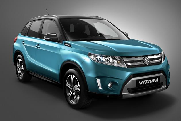 スズキ 新型SUV「VITARA」